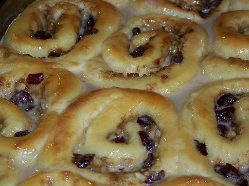 Cranberry tiptops recipe