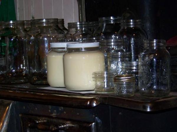 Monday's jar array